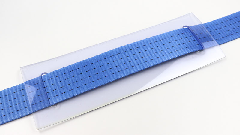 PVC-beschermer voor bandbreedte 50 mm