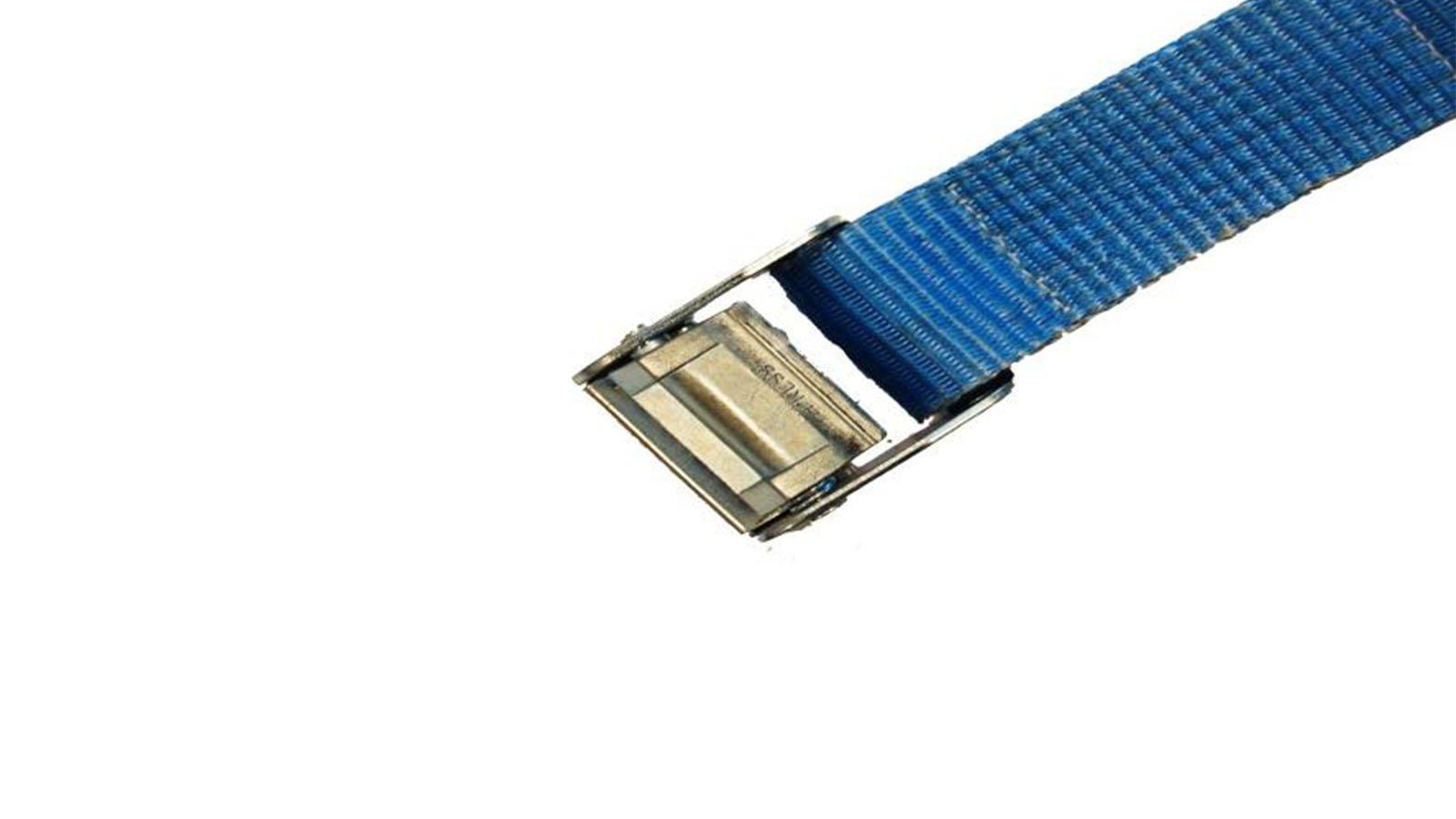 Spanband 50 mm met klemgesp