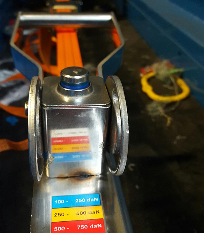 voorspankrachtmeter